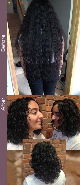 curly hair June 2015